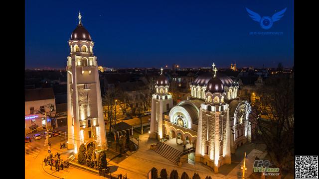 Biserica Ortodoxa din Piata Sinaia, Timisoara, Romania