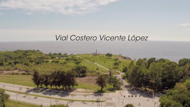 Vicente Lopez Coast, Buenos Aires, Argentina
