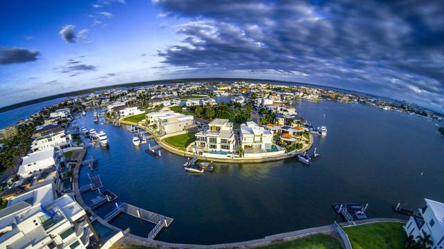 Sovereign Islands, Gold Coast, Queensland, Australia