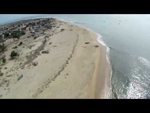 Buraco´s beach, Luanda, Angola