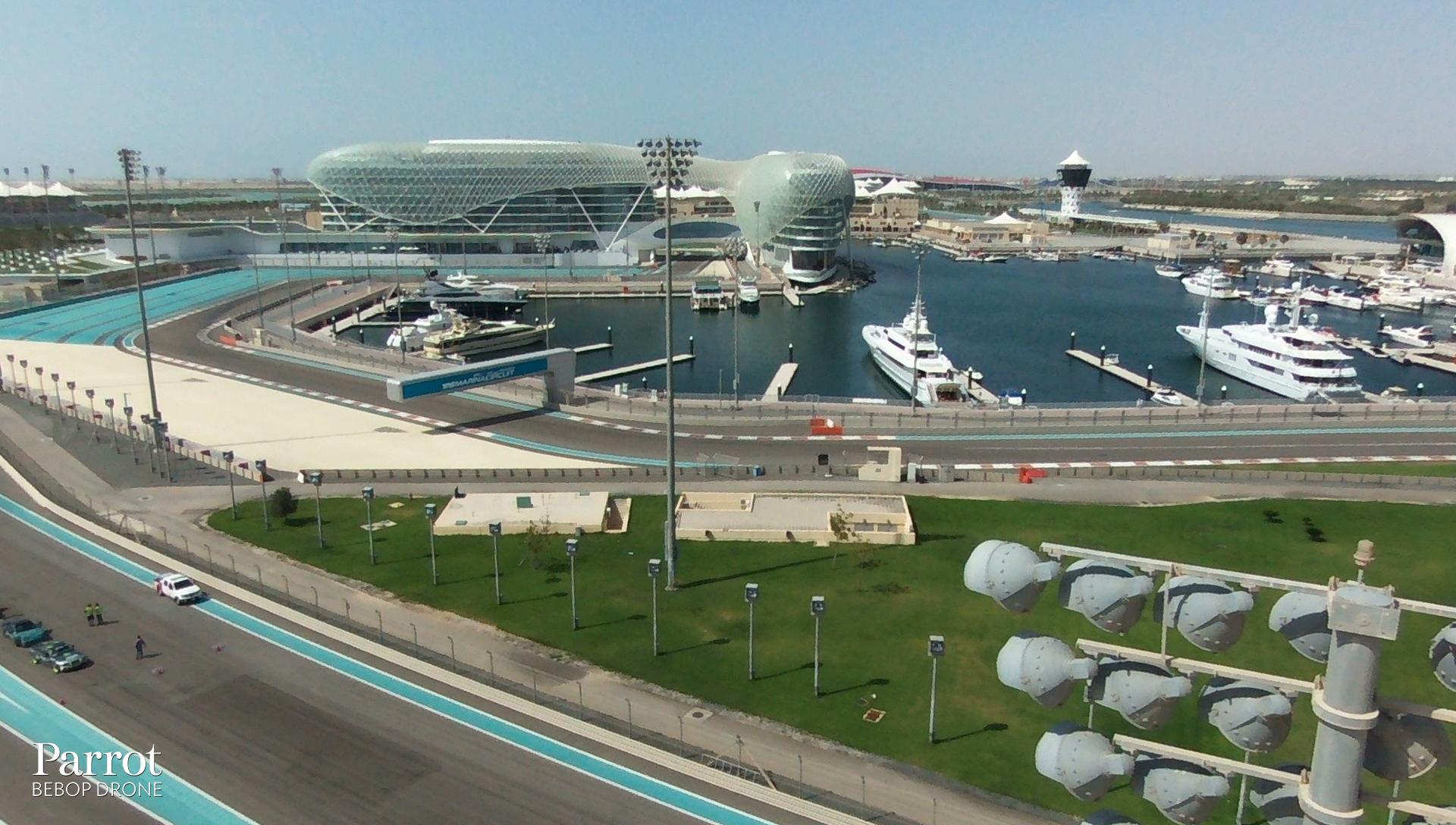yas Marina Circuit, Abu Dhabi, Emirates