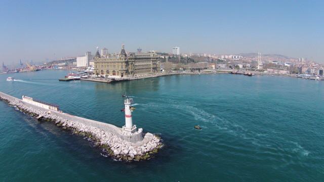 Haydarpasa, Kadikoy, Istanbul, Turkey