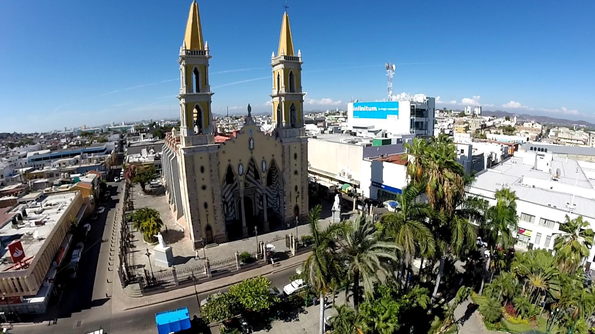 Downtown, Mazatlan, Sinaloa; Mexico