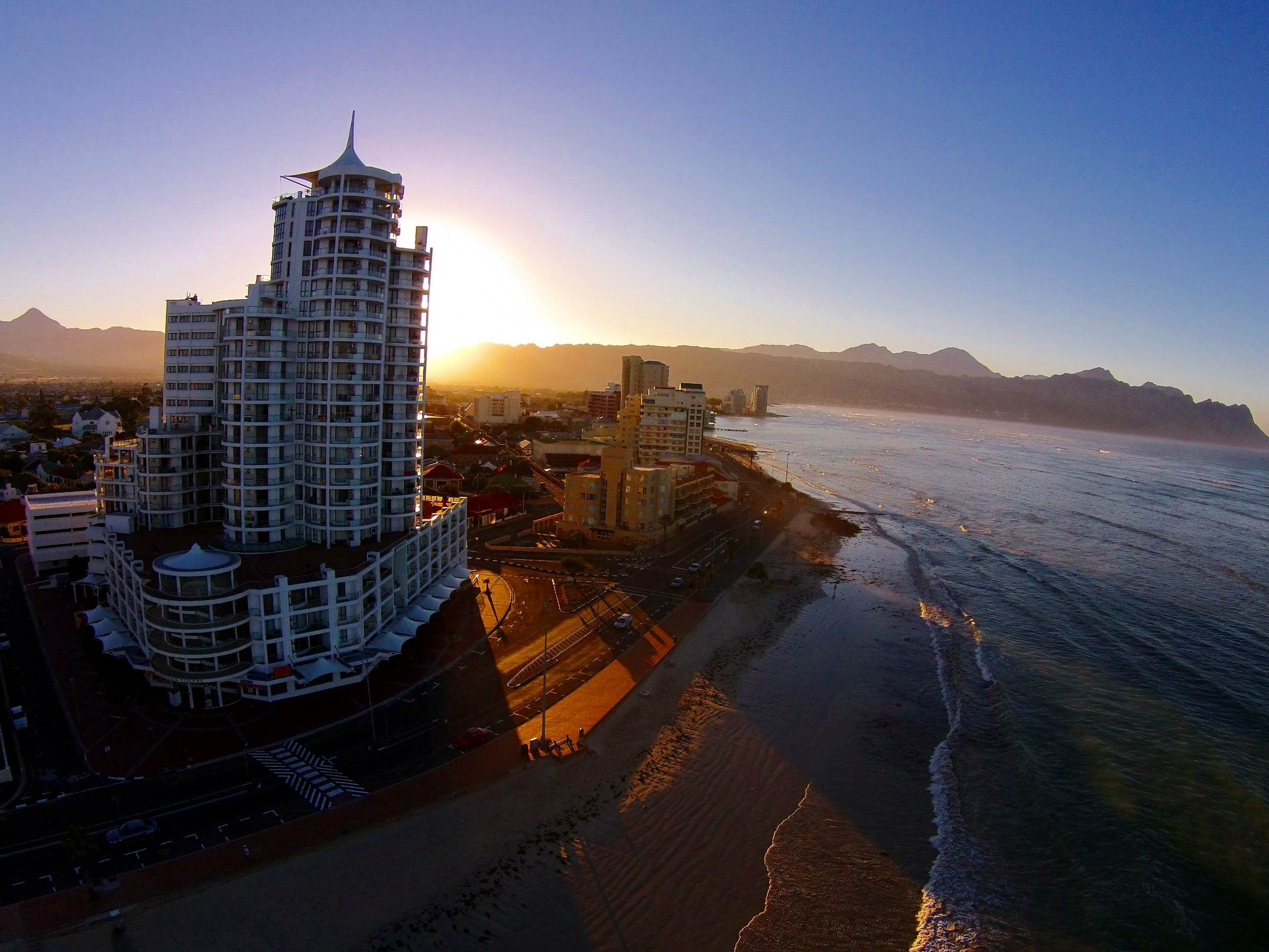 Strand Beachfront, Western Cape, South Africa