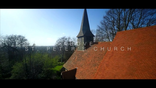 Above St. Peter's Church