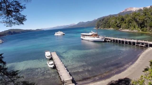 Isla Victoria, Lago Nahuel Huapi, Bariloche, Argentina