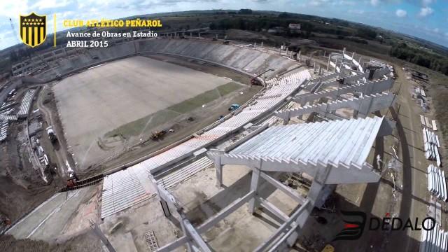 Estadio de Peñarol, Montevideo, Uruguay