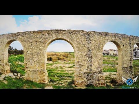 Kamares Aquaduct Larnaca Cyprus