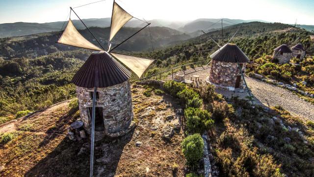 Serra da Atalhada, Penacova, Portugal