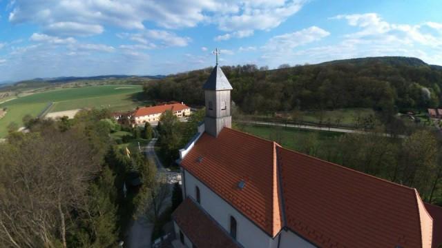 Péliföldszentkereszt, Hungary