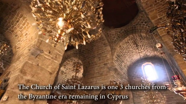 Saint Lazarus Church Cyprus Larnca