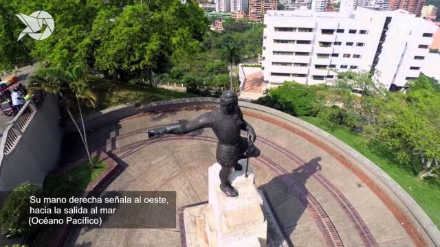 Sebastian de Belalacazar, cali, Colombia