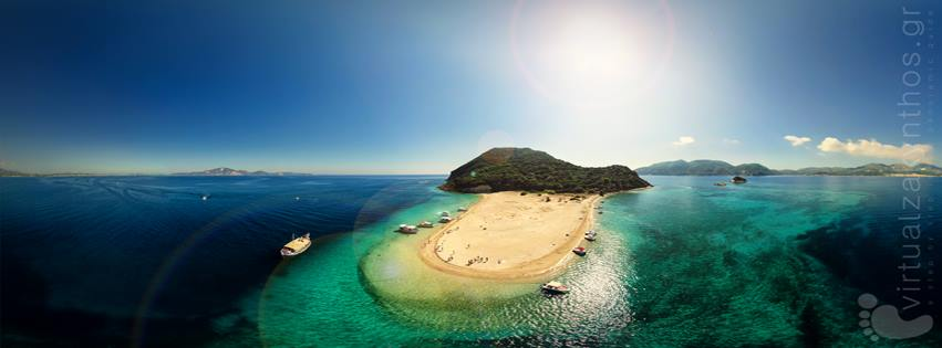 Zakynthos Island – Marathonisi Islet – Greece