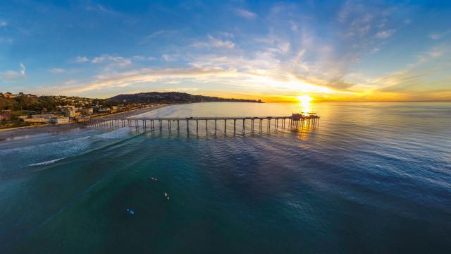 Scripps Pier La Jolla, CA