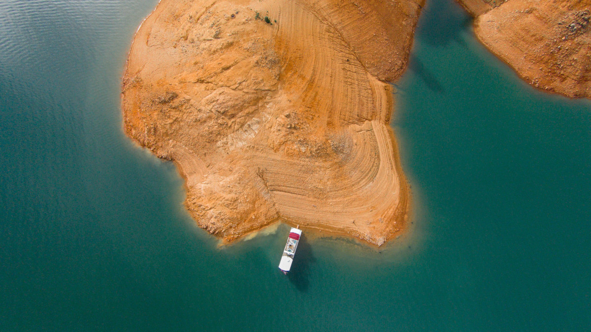 Lake Shasta, California, USA