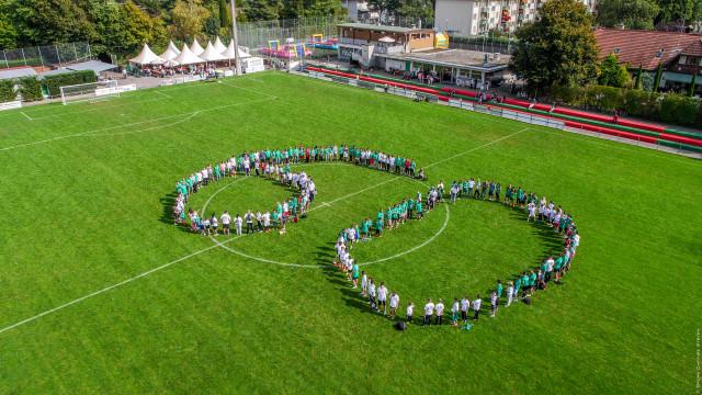 60 ans FC Onex –  Suisse