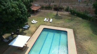Day of Pool, Altagracia de Orituco, Venezuela