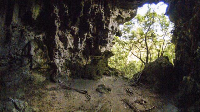 Traput, Lifou,Nouvelle-Calédonie