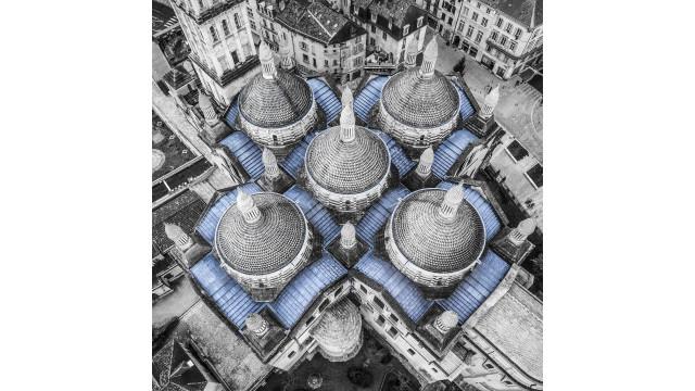 Cathédrale Saint-Front, Périgueux, France.
