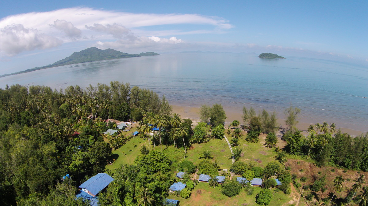 Koh Sriboya (Krabi) Thailand  city photos gallery : Thai West Resort, Koh Sriboya Island, Krabi, Thailand | Dronestagram