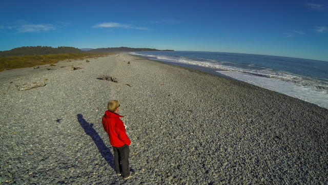 Gillespies Beach, West Coast, New Zealand