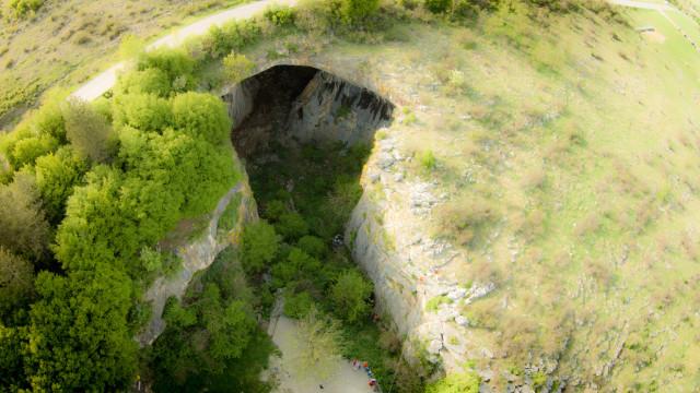 Prohodna cave, Bulgaria