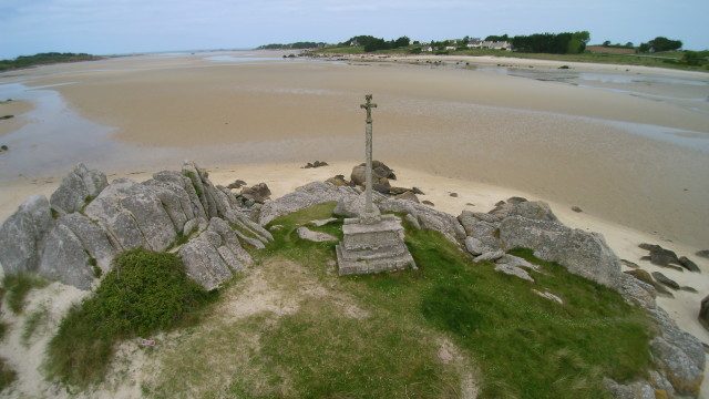 La Croix, Guissény, Finistère, Bretagne, France.