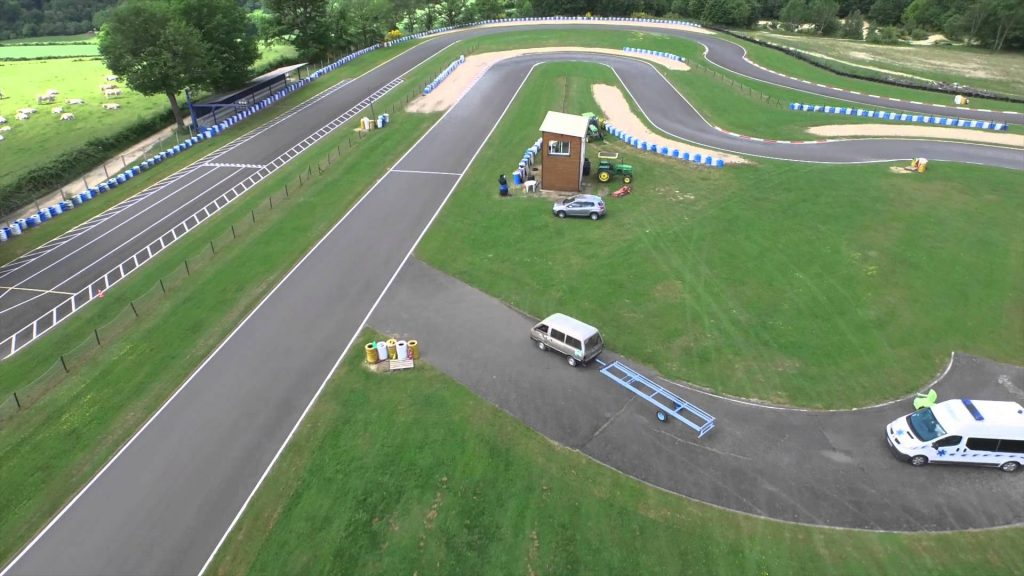 circuit de karting de marcillat en combrailles puys de dome 63 auvergne france dronestagram. Black Bedroom Furniture Sets. Home Design Ideas
