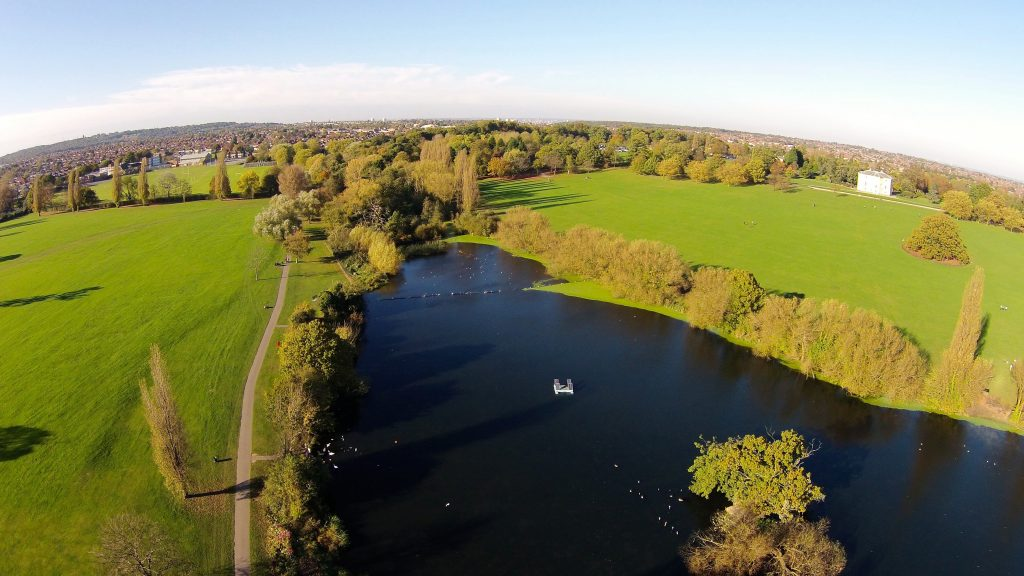 Bexleyheath United Kingdom  City pictures : Danson Park, bexleyheath | Dronestagram