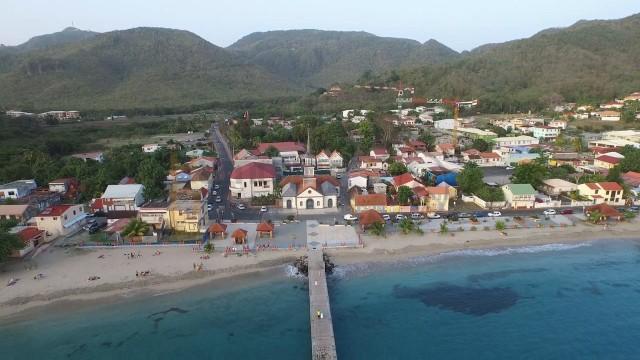 Les Anses d\'Arlet, Martinique