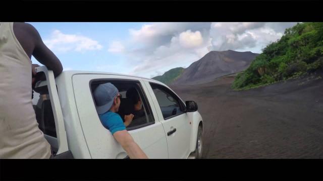 Mt Yasur Volcano, Tanna Island