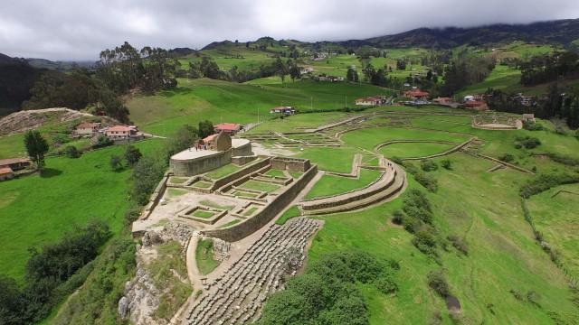 Ingapirca, Cañar, Ecuador