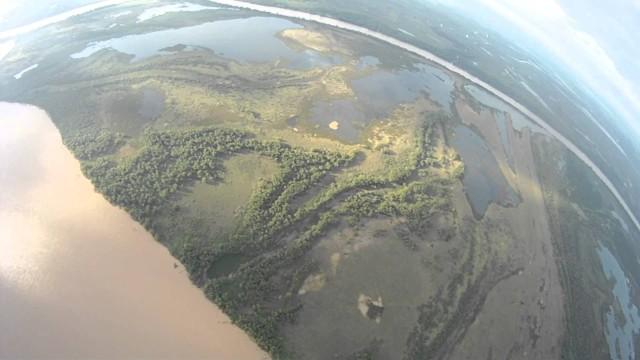 Rio Parana, Entre Rios, Argentina