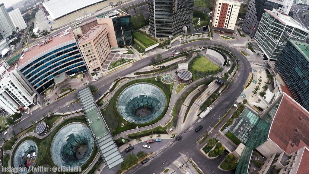 Resultado de imagen para santa fe ciudad de mexico