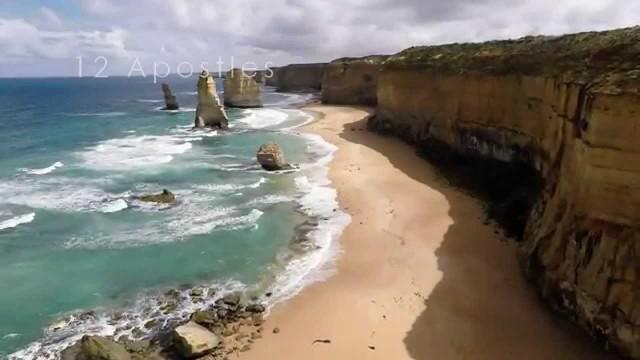 Twelve Apostles, Australia