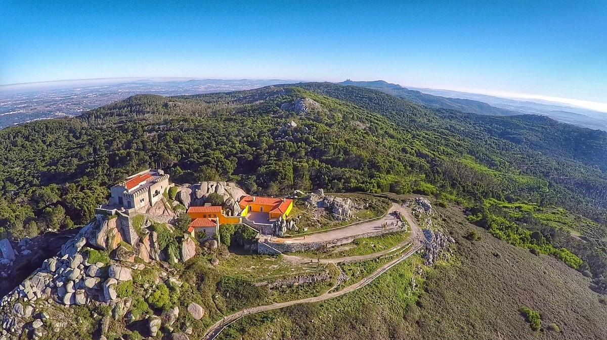 Convento da Peninha, Cascais, Portugal ...