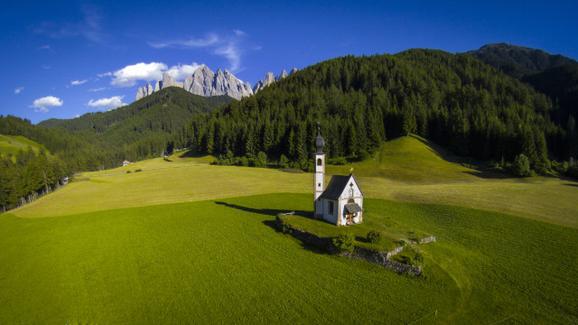 Val di Funes, Alto Adige, Italy