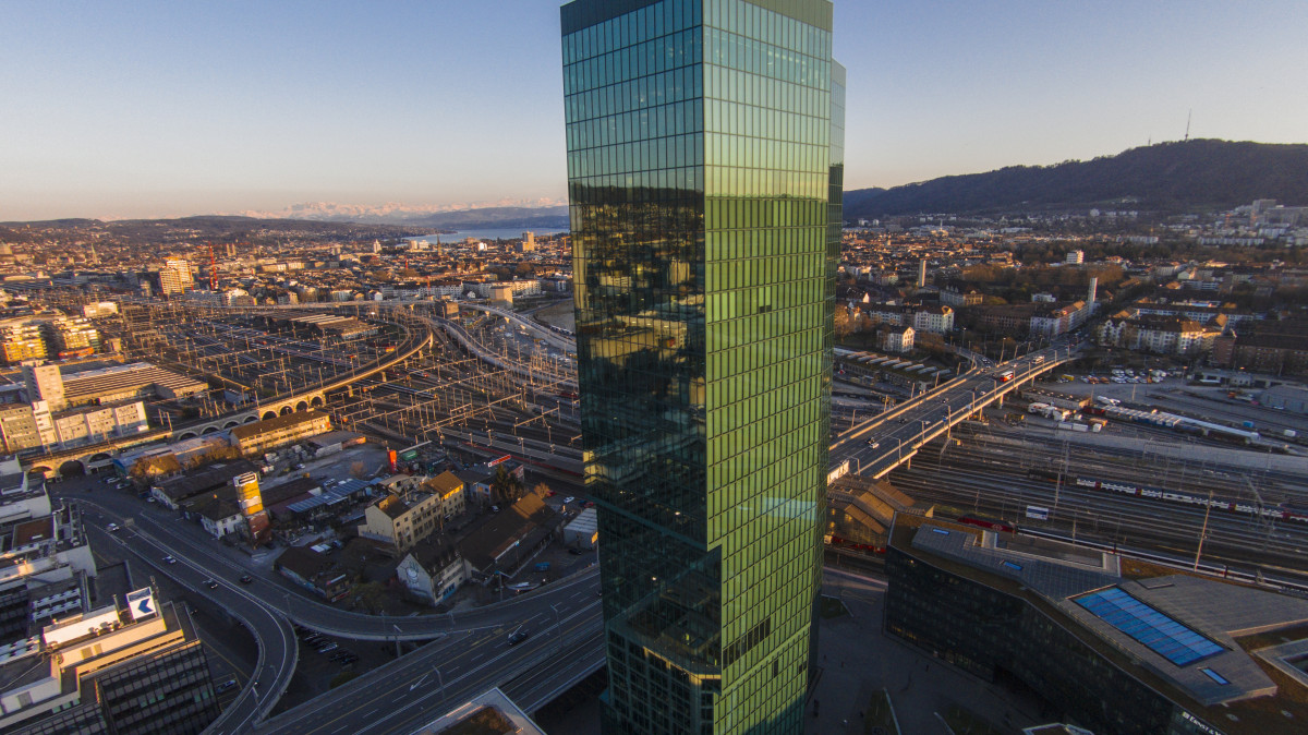 Prime Tower, Zurich, Switzerland