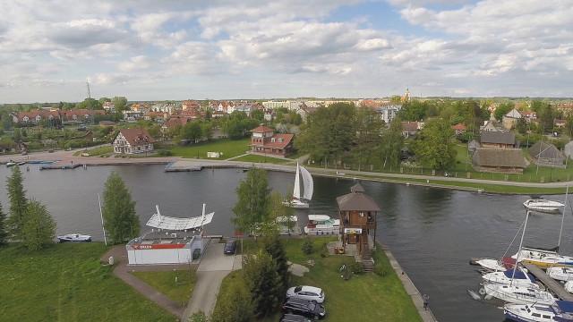 Poland – Port Węgorzewo – Mazury