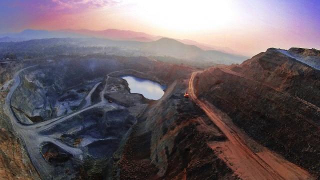 Skouriotissa Copper Mine Nicosia Cyprus