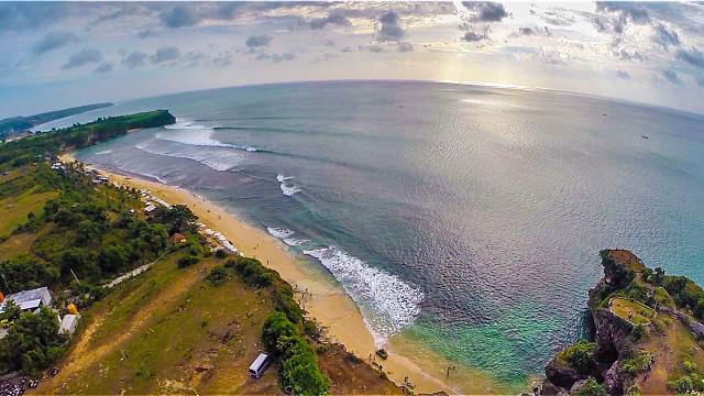 Balangan Beach,Bali ,Indonesia