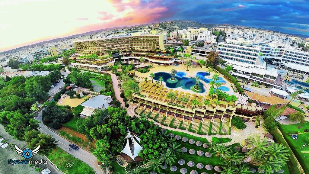 Four Seasons Hotel Cyprus | Dronestagram