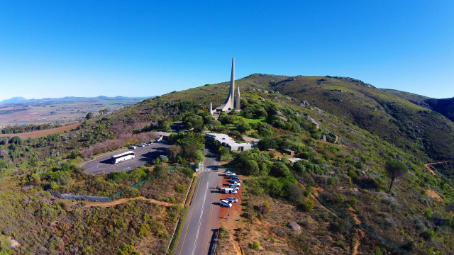 Afrikaanse Taalmonument, Paarl, Western Cape, South Africa