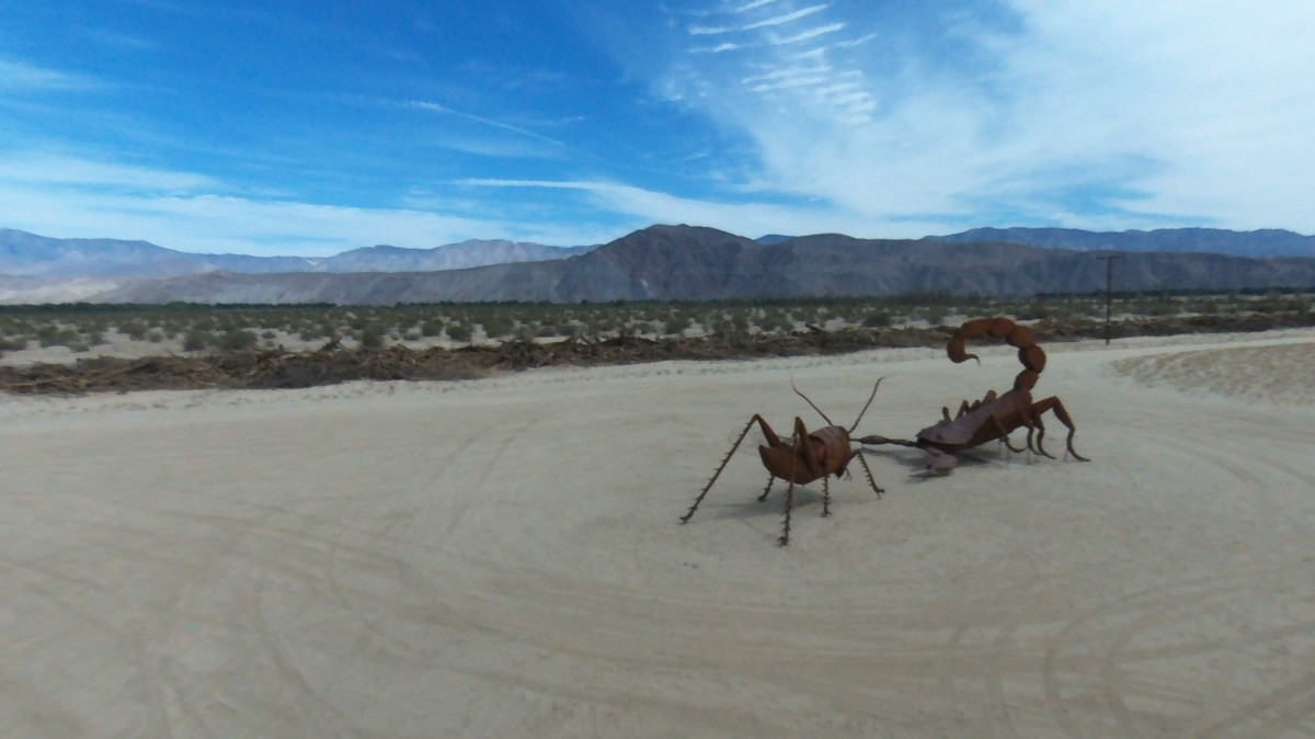 Borrego Springs (CA) United States  City pictures : Borrego Springs, CA | Dronestagram
