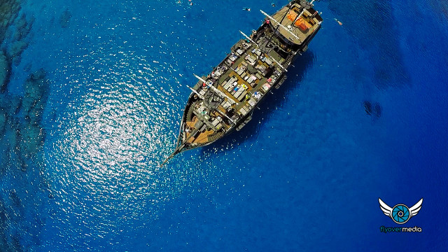The Black Pearl Pirate Ship