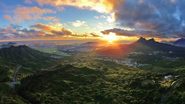 Kailua, Oahu, Hawaii, USA