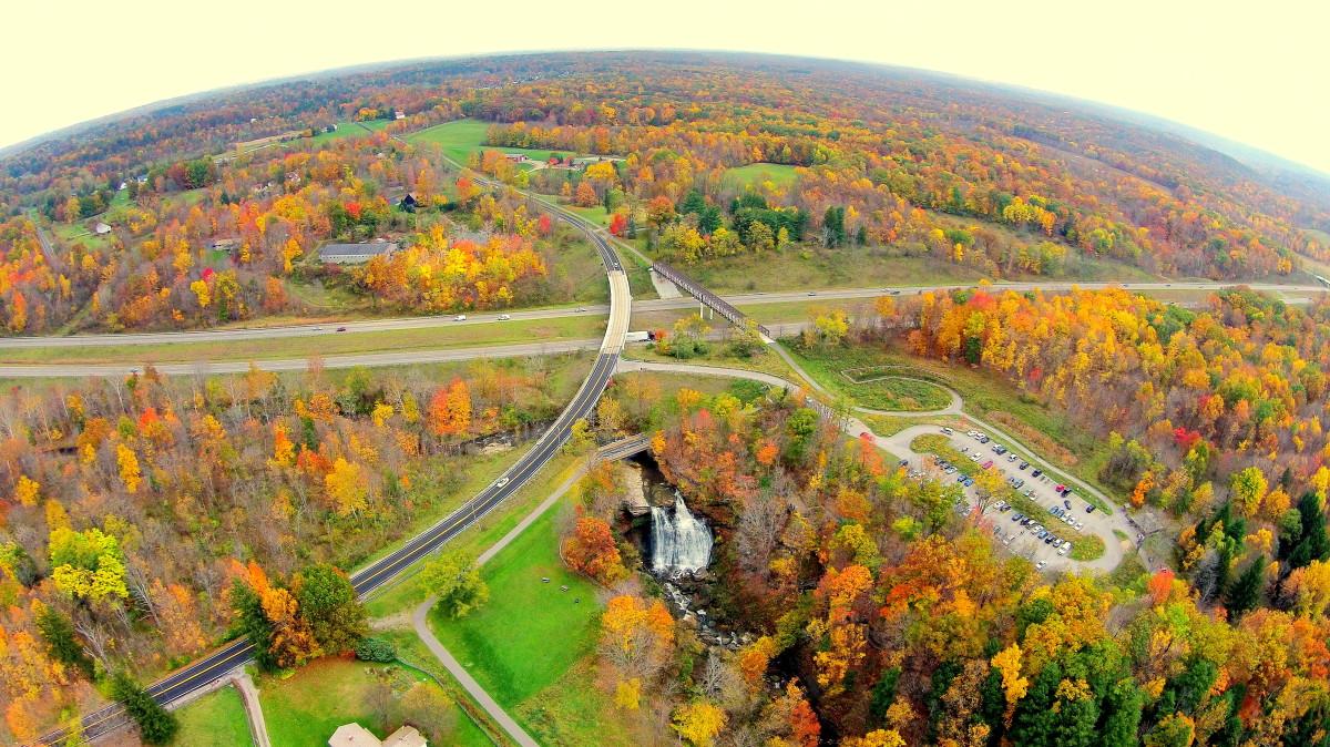Brandywine Creek, Cuyahoga Valley, Ohio
