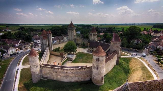 Château de Blandy-les-Tours, Blandy, Seine et Marne, France