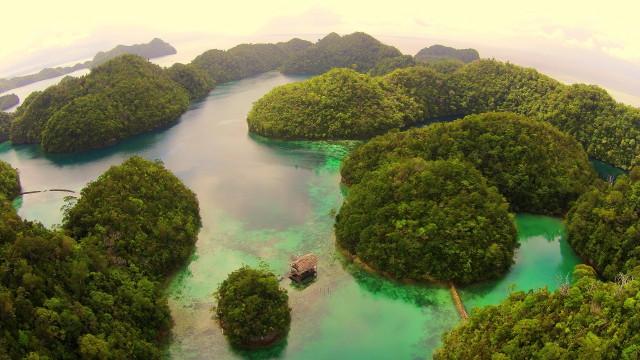 Kangbangyo Island, Siargao, Philippines