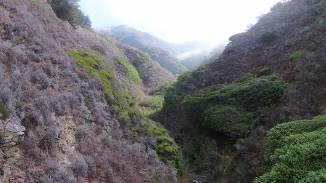Mountains : Big Sur, California